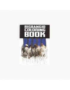BIGBANG CONCERT 0.TO.10 Goods - BIGBANG COLORING BOOK
