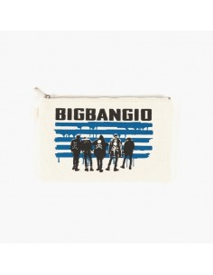 BIGBANG CONCERT 0.TO.10 Goods - BIGBANG POUCH MEDIUM