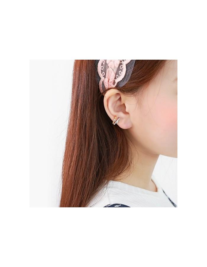 [AS204] Laqua Ear Cuff