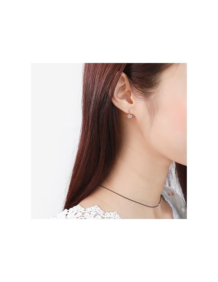 [AS208] Lunaria Earring