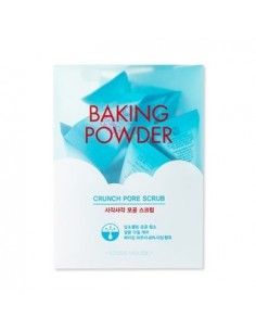 [Etude House] Baking Powder Crunch Pore Scrub 7g x 24ea