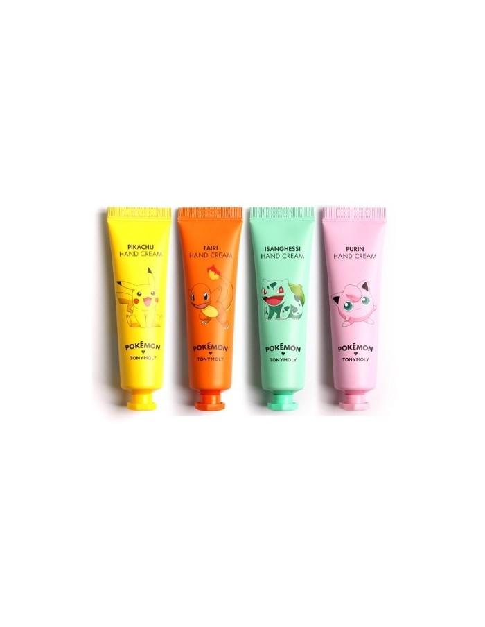 [TONYMOLY] POKEMON Collaboration : Hand Cream 30ml (8Kinds)