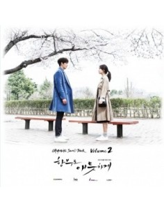 KBS DRAMA UNCONTROLLABLY FOND O.S.T VOLUME 2 - CD