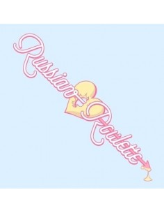 RED VELVET 3rd Mini Album - RUSSIAN ROULETTE CD + Poster