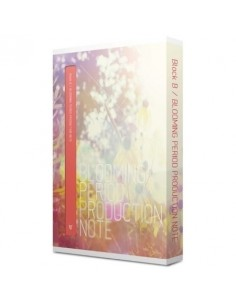 BLOCK B - BLOOMING PERIOD PRODUCTION NOTE (2 DISC)