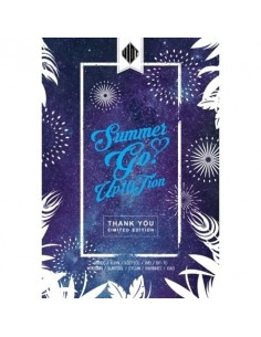 [THANK YOU LIMITED EDITION] UP10TION 4th Mini Album - SUMMER GO CD