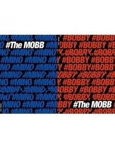 [Radnom Cover] MOBB DEBUT MINI ALBUM - The MOBB CD + Poster