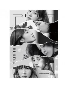 APINK A PINK 3rd Album - Pink Revolution CD + POSTER