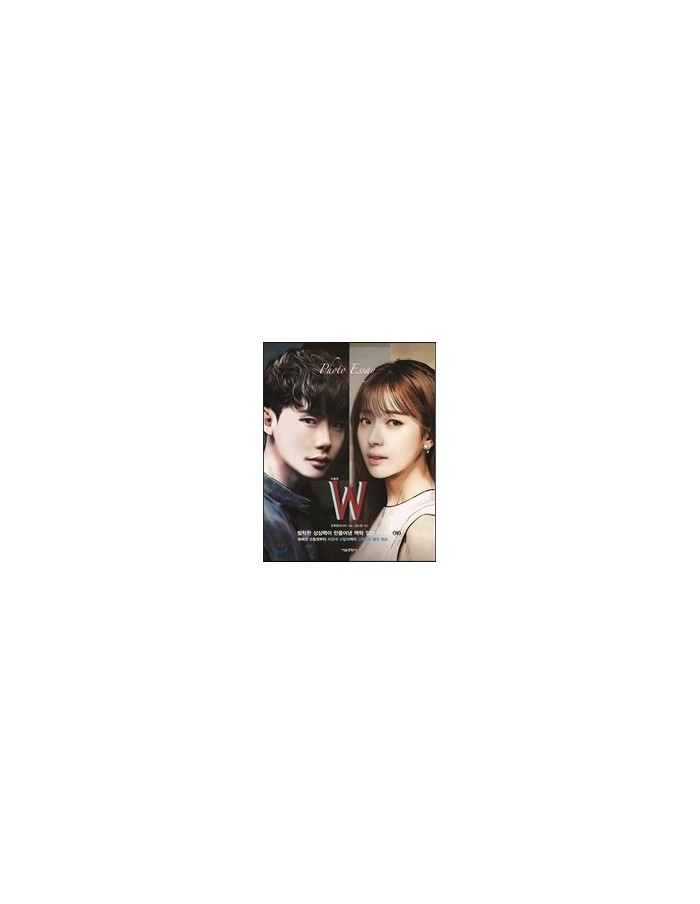 [Book] Drama W Photo Essay (Lee Jong-Suk, Han Hyo-joo)