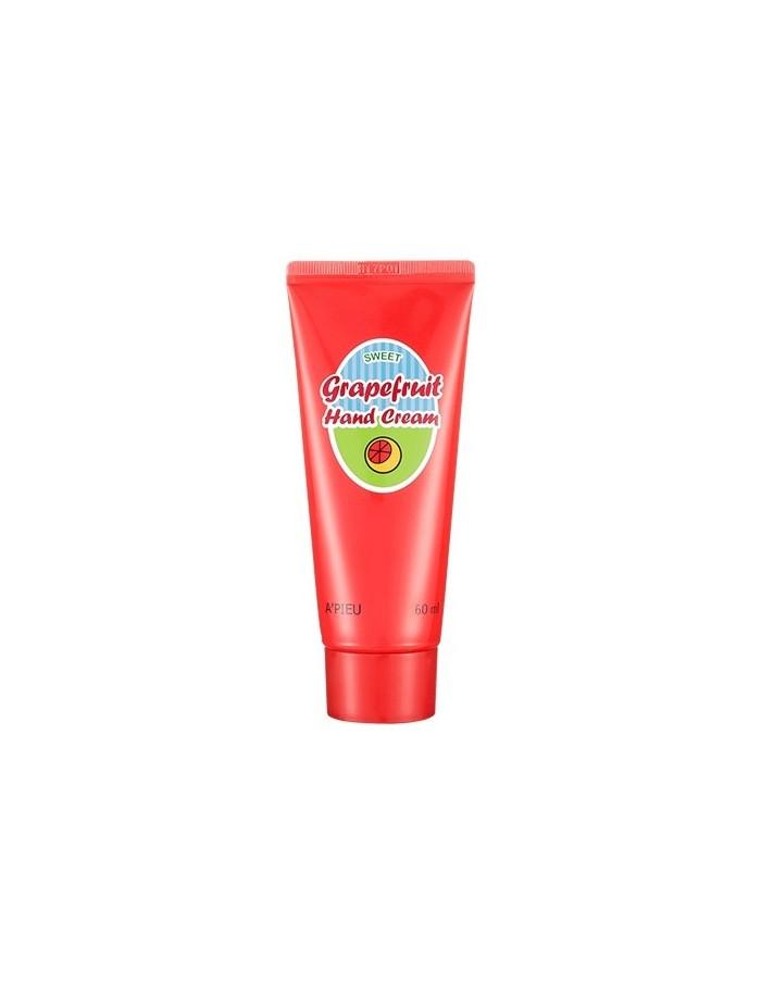 [A'PIEU] Grapefruit Hand Cream 60ml