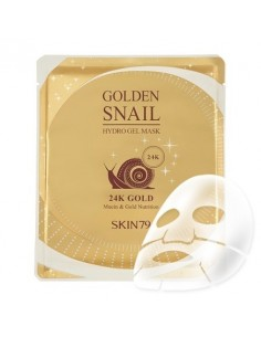 [SKIN79] Golden Snail Hydro Gel Mask 24K 25g