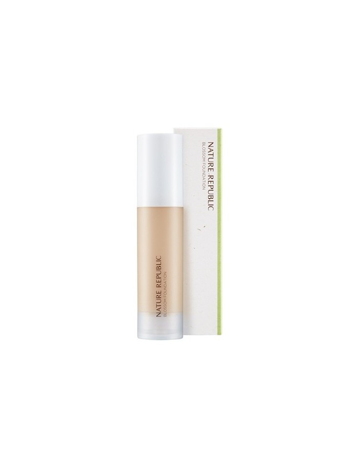 [ Nature Republic ] Provence Foundation SPF31  PA++