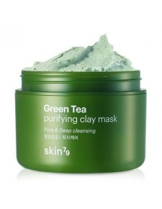 [SKIN79] Green Tea Purifying Clay Mask 95ml