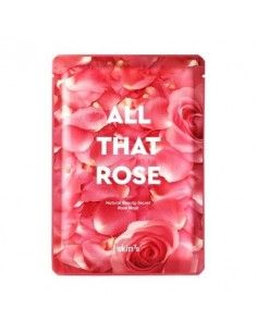 [SKIN79] All That Rose Mask 25g