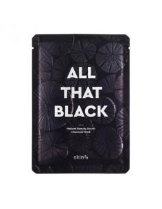 [SKIN79] All That Black Mask 25g