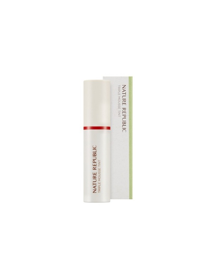 [ Nature Republic ] By Flower Triple Mooth Tint 4.5g