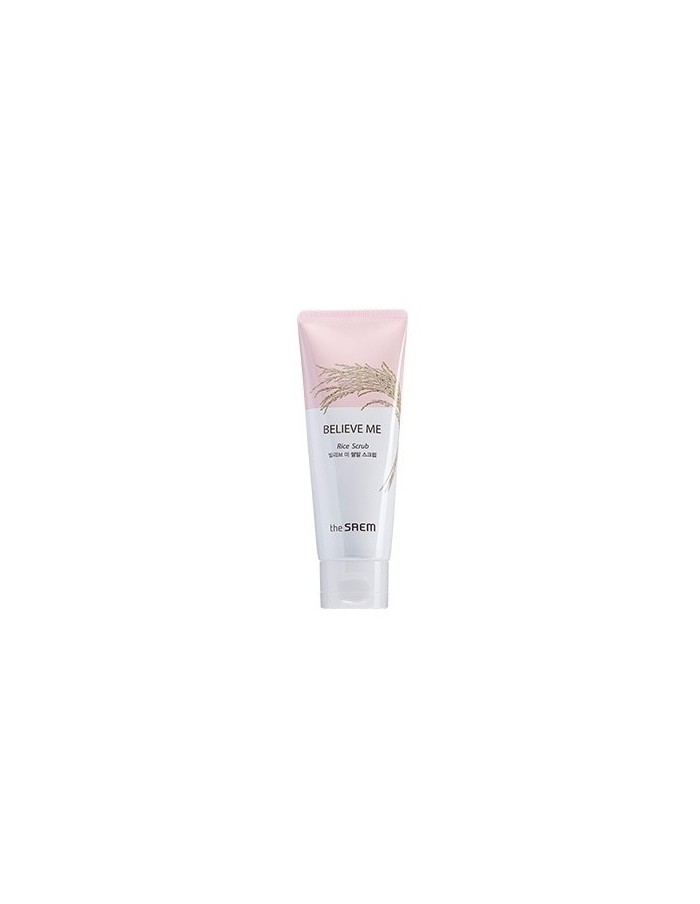 [the SAEM] BELIEVE ME Rice Scrub 80ml