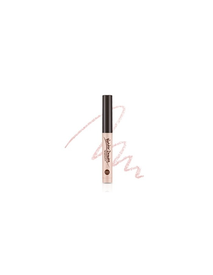 [Holika Holika] Wonder Drawing Highlighting Brow 1.2g