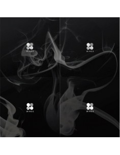 BTS 2nd Album - WINGS CD + POSTER (Random)