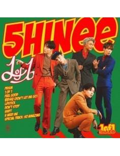 SHINEE 5th Album - 1 of 1 CD + Poster