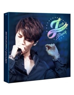 KIM JAE JOONG - J-PARTY YOKOHAMA DVD (3 DISC) [LIMITED EDITION]