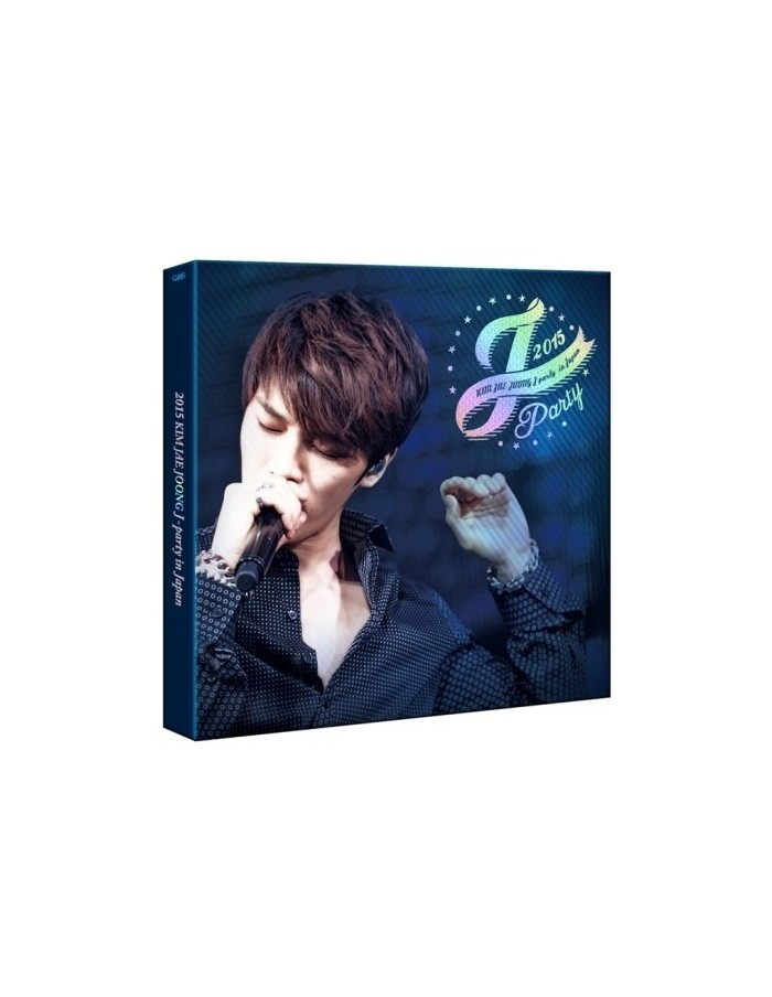 KIM JAE JOONG - J-PARTY YOKOHAMA DVD (3 DISC) [LIMITED EDITION]
