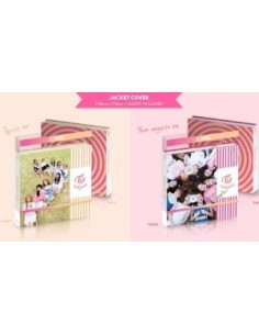 [Apricot Ver + Neon magenta Ver SET] TWICE 3rd Mini Album - COASTER 2CDs + 2Posters