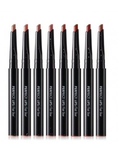 [TONYMOLY] Perfect Lips Flat Bar 0.3g (8Colors)