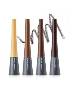 [Thefaceshop] BROWLASTING POWDER AND PENCIL (3Colors)