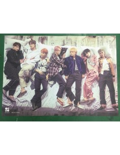 [Poster]  BTS 2nd Album - Wings Official Poster