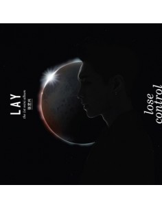 LAY 1st Mini Album - LOSE CONTROL CD +  Poster