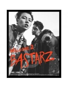 Block B BASTARZ 2nd Mini Album - WELCOME 2 BASTARZ CD