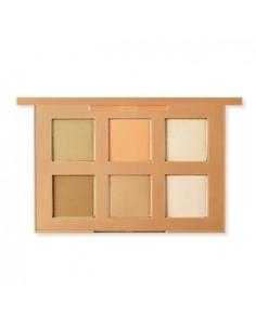 [ETUDE HOUSE] personal color contouring palette powder texture 3g x 6