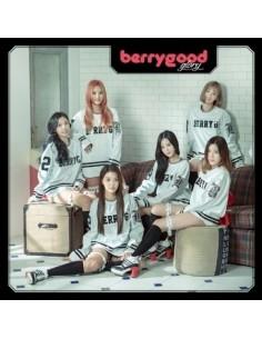 Berrygood 2nd Mini Album - AWAKE CD + Poster