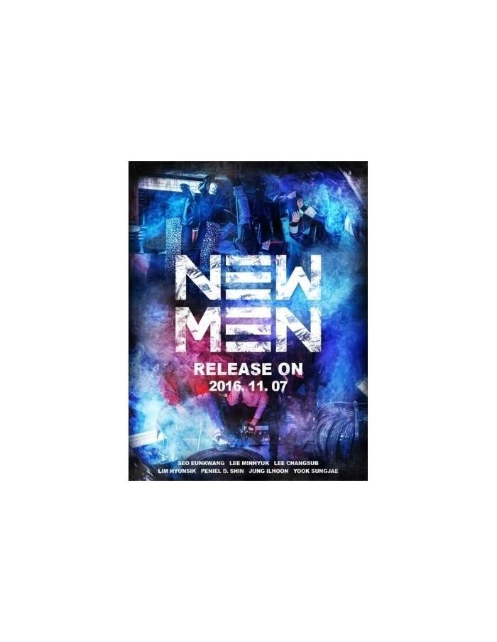 BTOB 9th Mini Album - NEW MEN CD + Poster