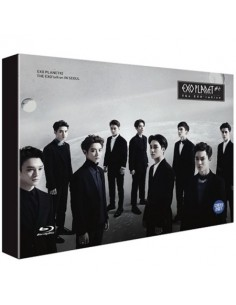 EXO PLANET 2 - The EXO'luXion in Seoul BLU-RAY DISC