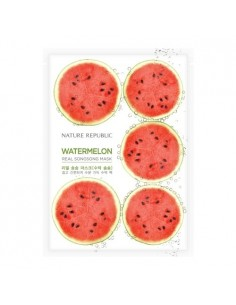 [Nature Republic] Real Songsong Mask - Watermelon 20ml