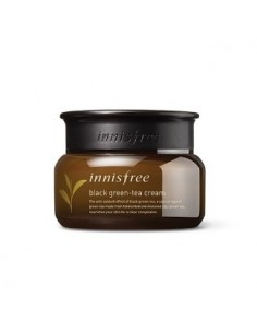 [INNISFREE] Black Tea Cream 60ml