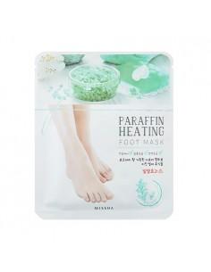 [MISSHA] Paraffin Heating Foot Mask 16g