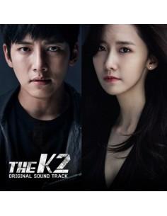 tvN DRAMA - THE K2 O.S.T CD