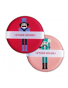 [ETUDE HOUSE] My Little Nut - My Beauty Tool Slim Air Puff SET (2PCS)