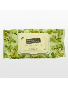 TheFaceShop Herb Day Cleansing Tissue(p 70)