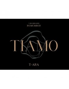 T-ARA 12th Mini Album - REMEMBER CD + Poster