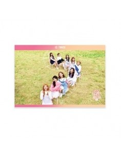 [Poster] TWICE 3rd Mini Album - TWICECOASTER : LANE 1 Poster B Version
