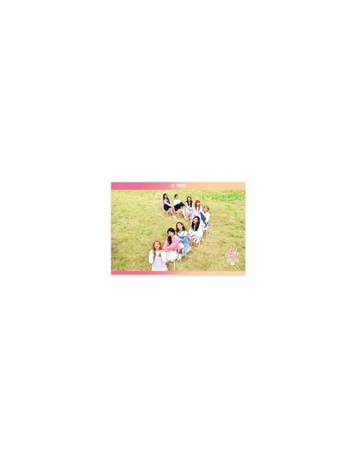 [Poster] TWICE 3rd Mini Album - TWICECOASTER : LANE 1 Poster B Version