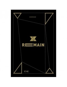 크나큰 KNK 2nd Mini Album - REMAIN CD + Poster