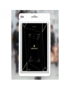 크나큰 KNK 2nd Mini Album - REMAIN Khino Smart Music Album + Poster