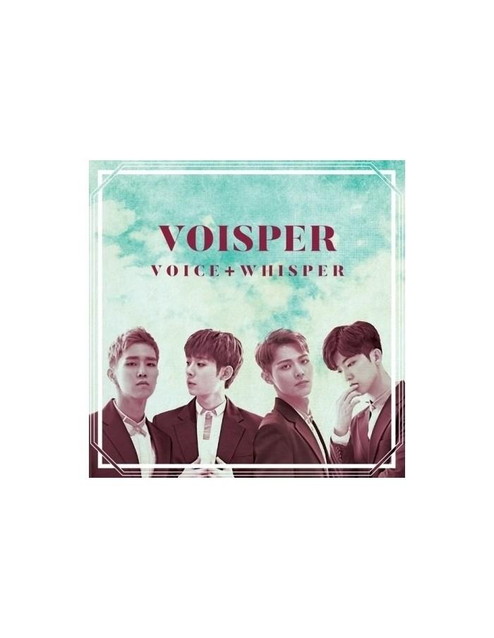 VOISPER 1st Mini Album - VOICE + WHISPER CD