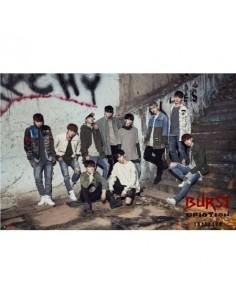 UP10TION 5th Mini Album - BURST CD + Poster