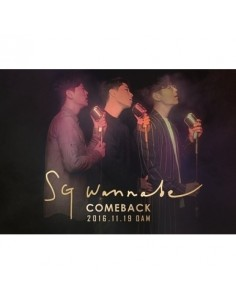 SG Wanna be Mini Album - OUR DAYS CD + Poster